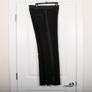 Tuxedo Style Women's Dress Pants
